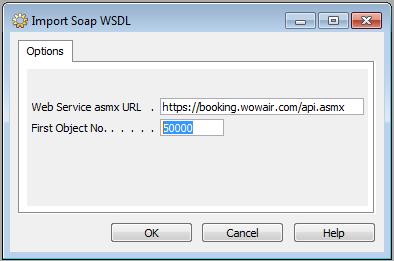 WSDL Code Generator | Gunnar's Blog