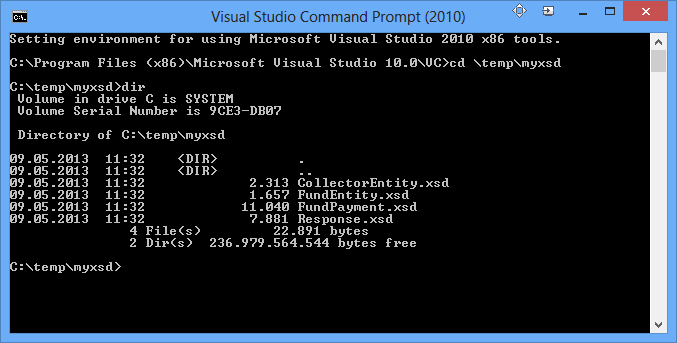 VisualStudioCommandPromptStarted
