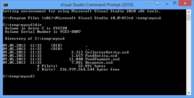 VisualStudioCommandPromptStarted