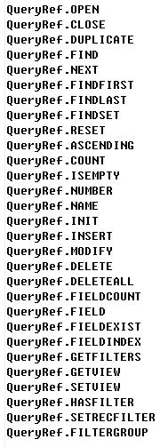 QueryRef