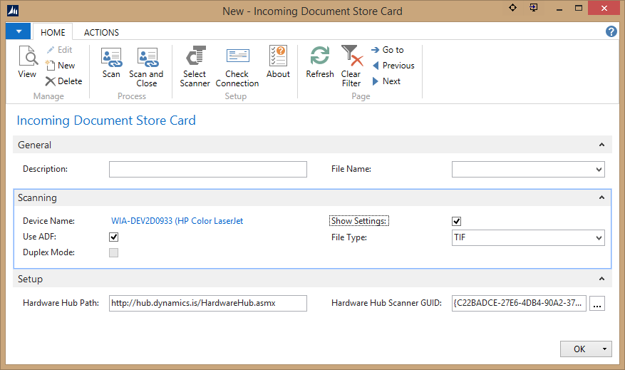 StoreCard