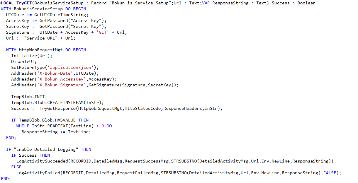 REST Web Services using Json and requiring authentication
