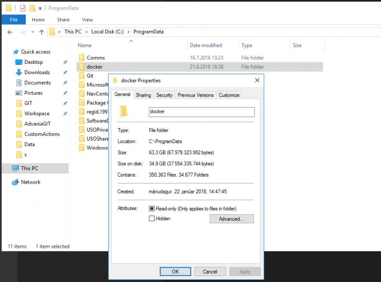Docker Config Files