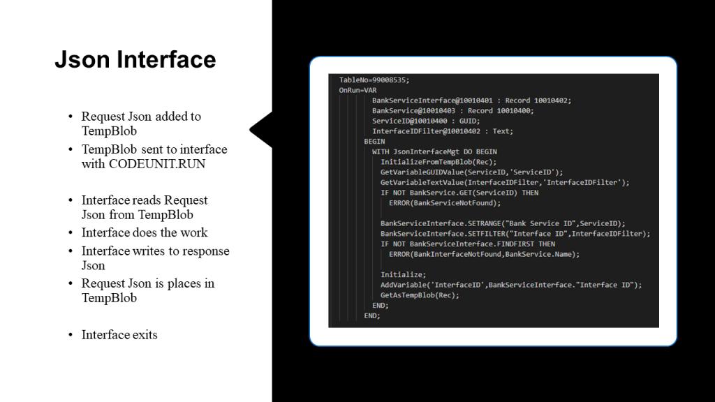 C/Side Code – Gunnar's Blog